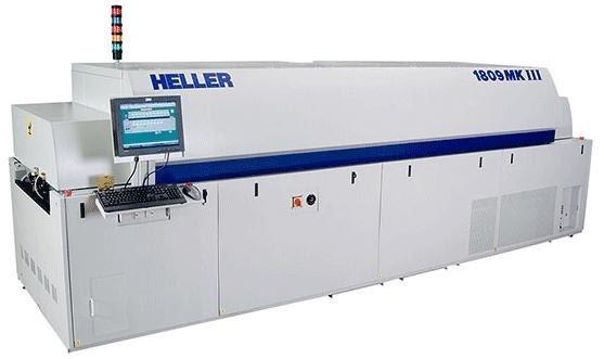 Heller 1809 MKIII Reflow Oven (4X)