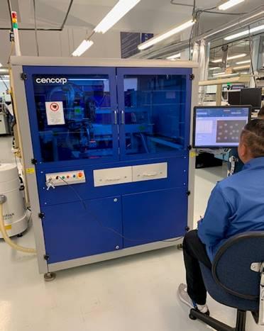 Automated PCB De Panel